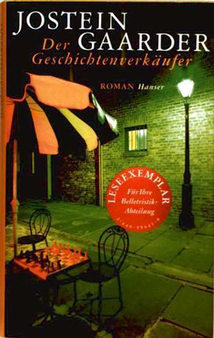 Der Geschichtenverkäufer - Roman: Jostein Gaarder: