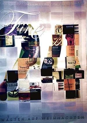 Fine: ein Magazin für Wein und Genuss,: Ralf Frenzel (Hrg.):