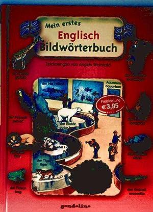 Mein erstes Englisch Bildwörterbuch: Angela Weinhold: