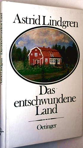 Das entschwundene Land: Astrid Lindgren: