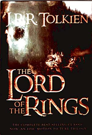 Lord Of The Rings Trilogy Books Hardcover