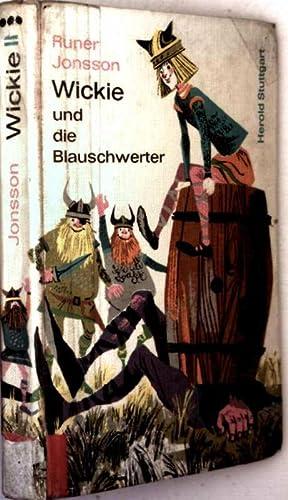 Wickie und die Blauschwerter - Seine Abenteuer: Runer Jonsson, Ewert