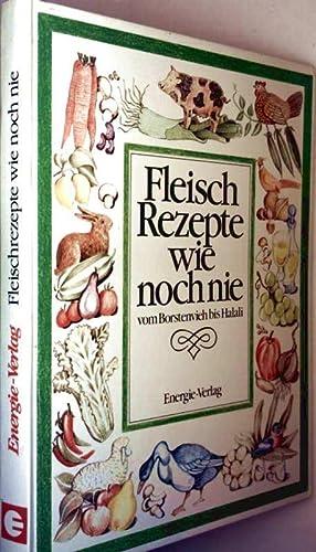 Fleischrezepte wie noch nie - von Borstenvieh: Elisabeth Cordes, Christa