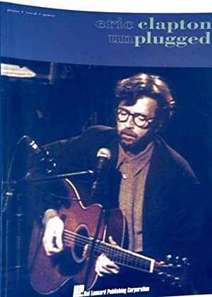 Eric Clapton unplugged - Piano, Vocal, Guitar