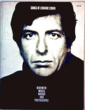 Herewith: Music, Words and Photographs - Songs of Leonard Cohen