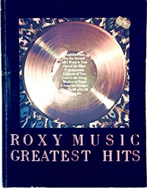 Roxy music Greatest Hits - Virginia Plain, Do the Strand, AllI Want is You, Out of the Blue, Pyja...