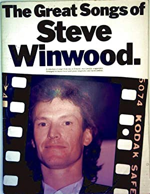 The Greatest Songs of Steve Winwood - A collection of songs from one of Britain's most prolific s...