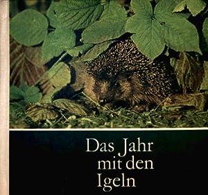Das Jahr mit den Igeln: Rudi Löbner: