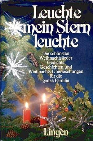 Die Schönsten Weihnachtslieder.Leuchte Mein Stern Leuchte Die Schönsten