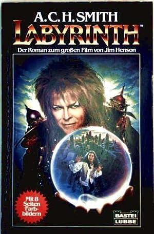 Labyrinth - Der Roman zum großen Film: A. C. H.