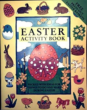 Easter Activity Book - Free Press-Out Easter Baskets