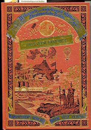 Jules Verne Handbuch: Pleticha, Heinrich (Hrsg.) (Verne, Jules)