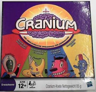 Cranium Der unglaubliche Spielspaß für Jedermann