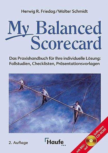 My Balanced Scorecard, m. CD-ROM
