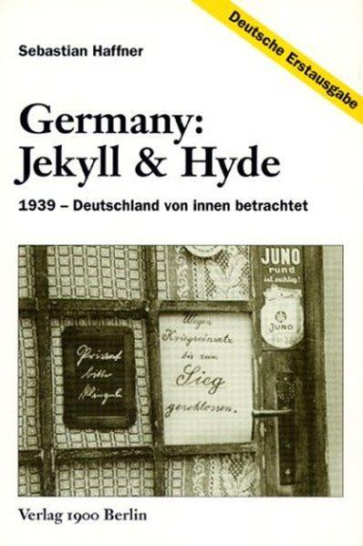 germany jekyll von haffner zvab. Black Bedroom Furniture Sets. Home Design Ideas