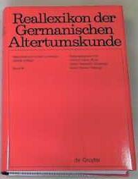 Reallexikon der Germanischen Altertumskunde / Jadwingen -: Hoops, Johannes, Heinrich
