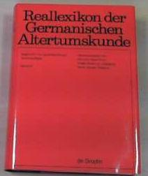 Reallexikon der Germanischen Altertumskunde / Rindenboot -: Hoops, Johannes, Heinrich