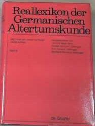 Reallexikon der Germanischen Altertumskunde / Donar-pórr -: Hoops, Johannes, Heinrich