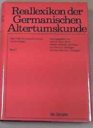 Reallexikon der Germanischen Altertumskunde / Einfache Formen: Hoops, Johannes, Heinrich