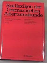 Reallexikon der Germanischen Altertumskunde / Skírnismál -: Hoops, Johannes, Heinrich