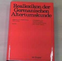 Reallexikon der Germanischen Altertumskunde / Landschaftsrecht -: Hoops, Johannes, Heinrich