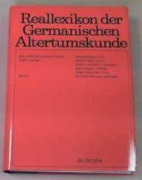Reallexikon der Germanischen Altertumskunde / Euhemerismus -: Hoops, Johannes, Heinrich