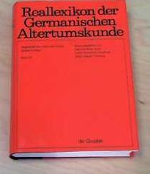 Reallexikon der Germanischen Altertumskunde / Luchs -: Hoops, Johannes, Heinrich