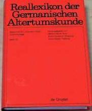 Reallexikon der Germanischen Altertumskunde / Metuonis -: Hoops, Johannes, Heinrich