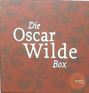 Die Oscar Wilde Box (Das Gespenst von Canterville /Die schönsten Märchen /Meistererzählungen /Lord Arthur Saviles Verbrechen) - Wilde, Oscar