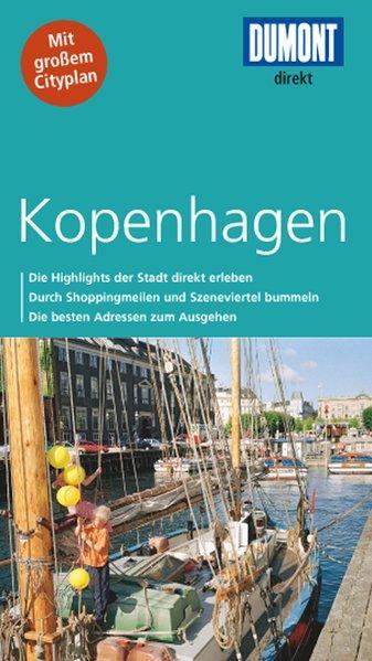 DuMont direkt Reiseführer Kopenhagen Mit großem Cityplan - Klüche, Hans