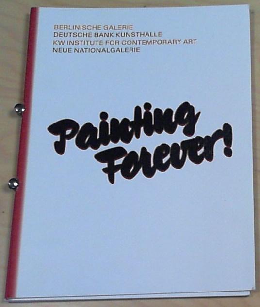 Painting Forever! - Bernshausen, Sara und Miriam Wiesel