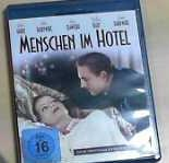 Menschen im Hotel [Blu-ray] - Barrymore, John, Greta Garbo and Joan Crawford
