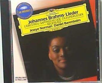 Brahms: Lieder: Norman, Jessye, Daniel