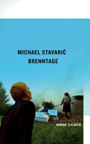 Brenntage Roman - Stavaric, Michael