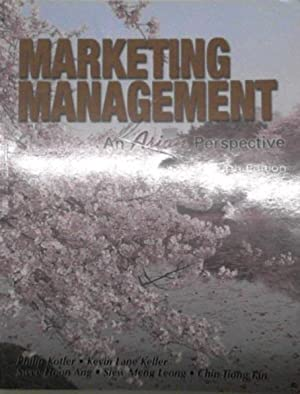 Marketing Management, an Asian Perspective: Kotler, Philip: