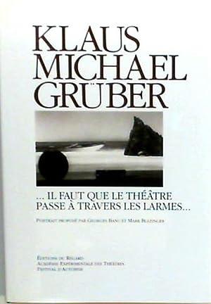 Klaus michael gruber (Arts Plastiques): Blezinger, Mark: