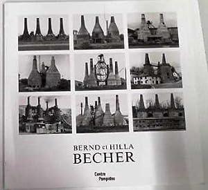 Bernd Et Hilla Becher (Photo): Bajac, Quentin: