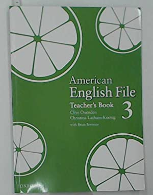 American English File 3 Teacher's Book (American: Oxenden, Clive, Christina