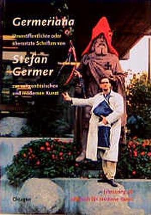 Jahresring / Germeriana Jahrbuch für moderne Kunst: Germer, Stefan, Julia