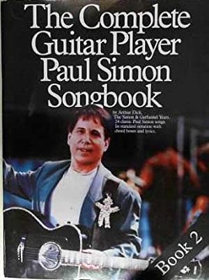 The Complete Guitar Player Paul Simon Songbook (The Complete Guitar Player Series , No 2)