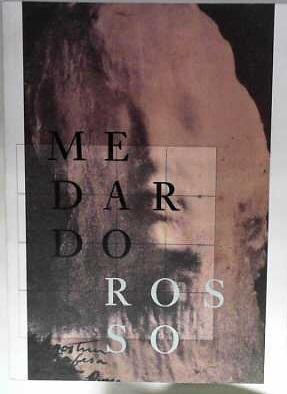 Medardo Rosso: Engl. Ausgabe: Schwarz, Dieter: