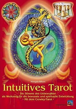 Intuitives Tarotlegen Die Stimme des Unbewussten als: Billson, Mangala: