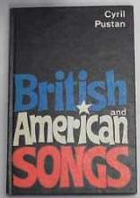 British and American songs.