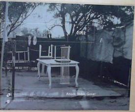 Ahlam Shibli: Goter, Tel Aviv Museum of: Shibli, Ahlam: