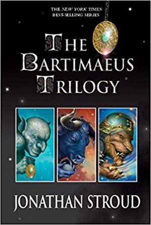 The Bartimaeus Triology 3-book boxed set