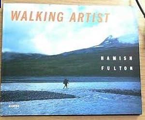 Hamish Fulton - Walking Artist: Englische Ausgabe