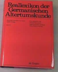 Reallexikon der Germanischen Altertumskunde: Kleinere Götter -: Beck, Heinrich, Dieter