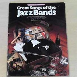 Great Songs of the Jazz Bands. Flute