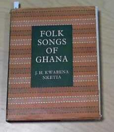 Folk Songs of Ghana