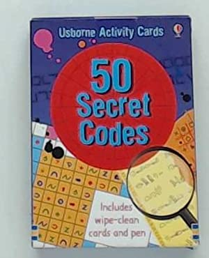 50 Secret Codes (Activity and Puzzle Cards)